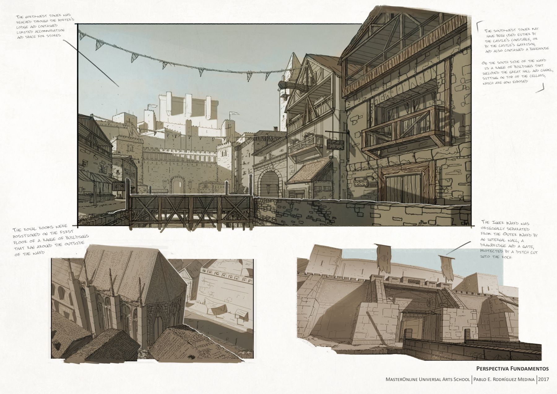 Master in Illustration and Concept Art UNIVERSAL ARTS SCHOOL · UA